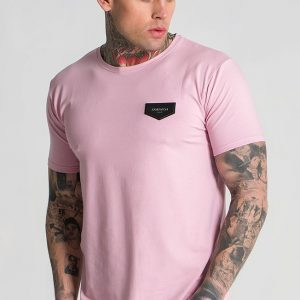 Light Pink Tee Gold Collection