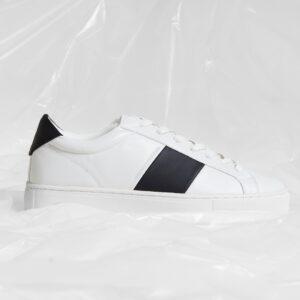Perennial Racer White Sneaker