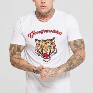 Rage White T-shirt