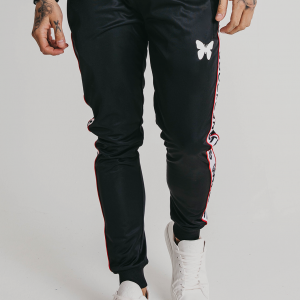Transition Black Track Pants