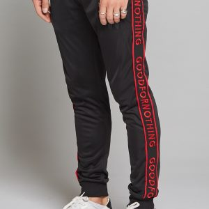 Dynamic Red Jogger