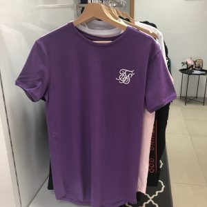Gym Tee – Purple