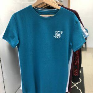 Gym Tee – Blue
