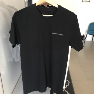 Essentials Black Tee