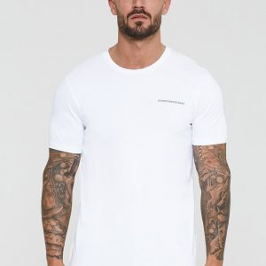 Essentials White Tee