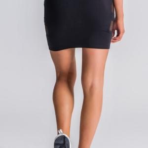Black Explosion Skirt