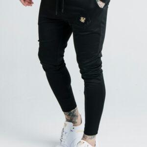 Dani Alves Muscle Fit Pants – Black