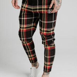 Smart Pleated Pants – Multi Grain