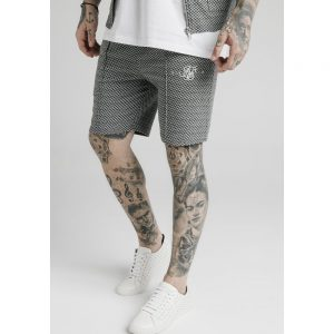 Smart Gym Shorts – Black & White