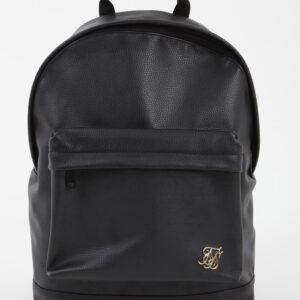 Grained Backpack – Black