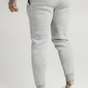 Muscle Fit Pants – Grey
