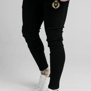 Skinny Prestige Jeans – Black