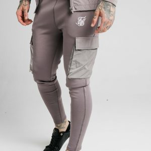 Adapt Crush Nylon Pants – Grey