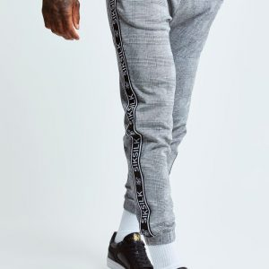 Funel Cuffed Pants – Black&White