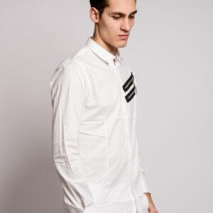 Zips Shirt – White