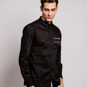 Zips Shirt – Black