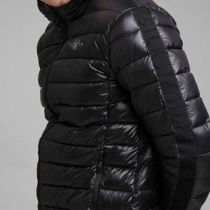 Light Weight Jacket – Black