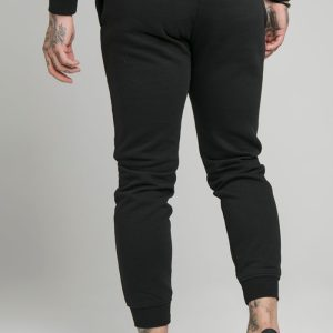 Muscle Fit Joggers – Black